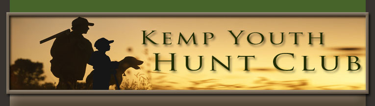 Kemp Youth Hunt Club